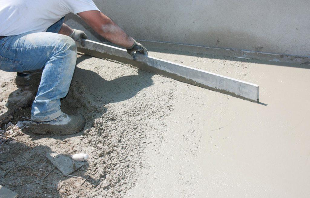 professional concrete patios service