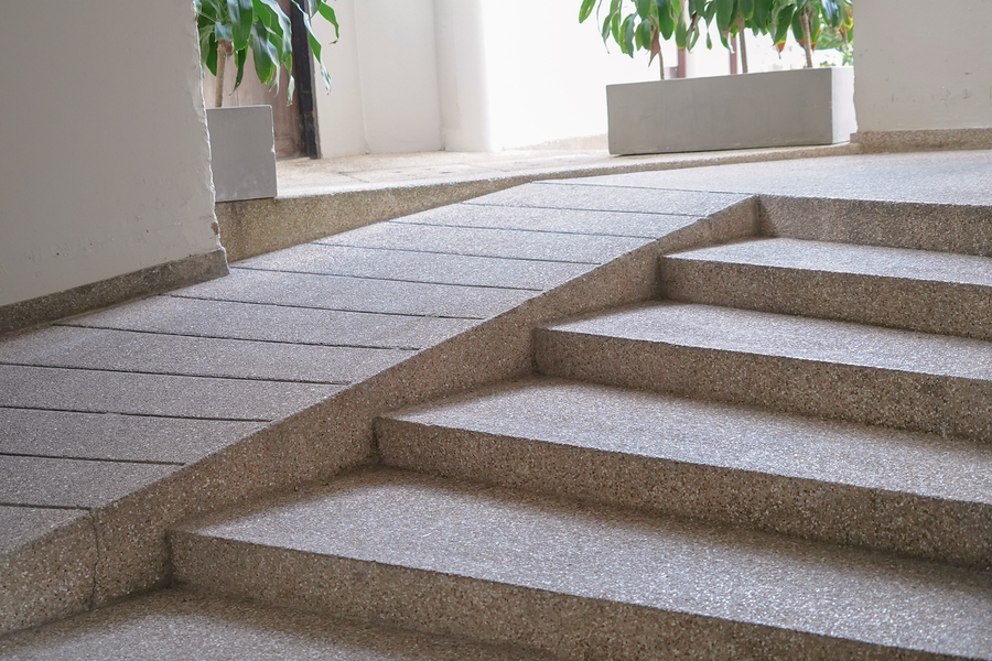 professional concrete stairs service